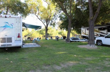 Kings River Campsites